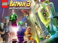 Lego Batman 3 Beyond Gotham wallpaper 1