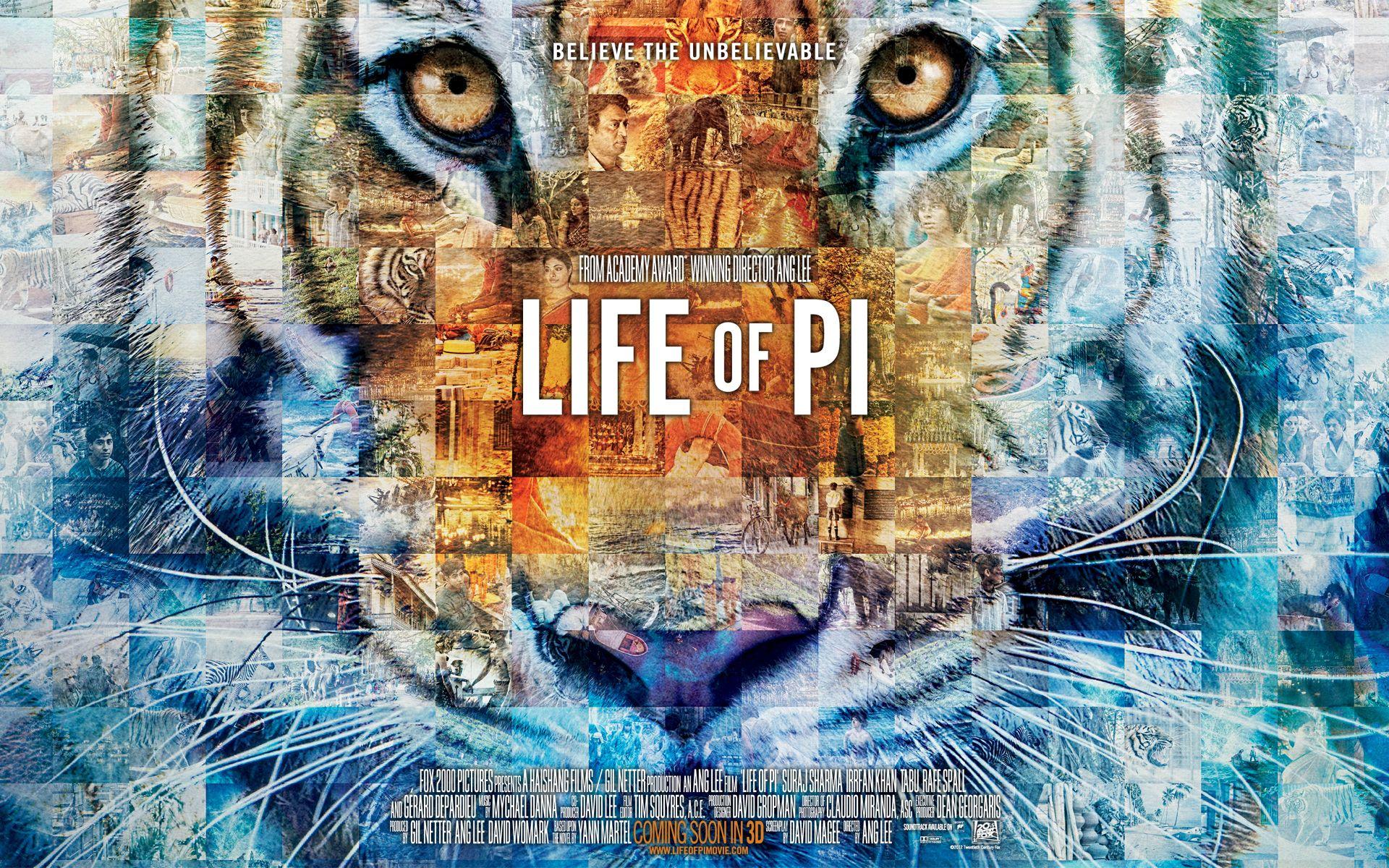 Life of Pi wallpaper 2