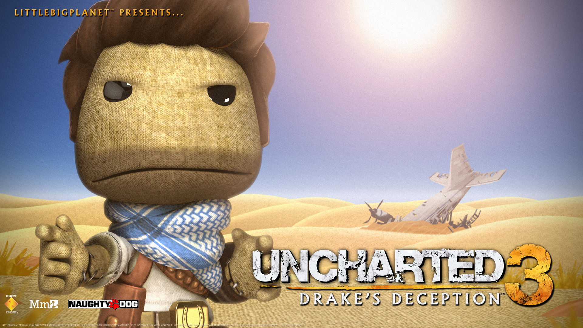 little big planet wallpaper 16 wallpapersbq