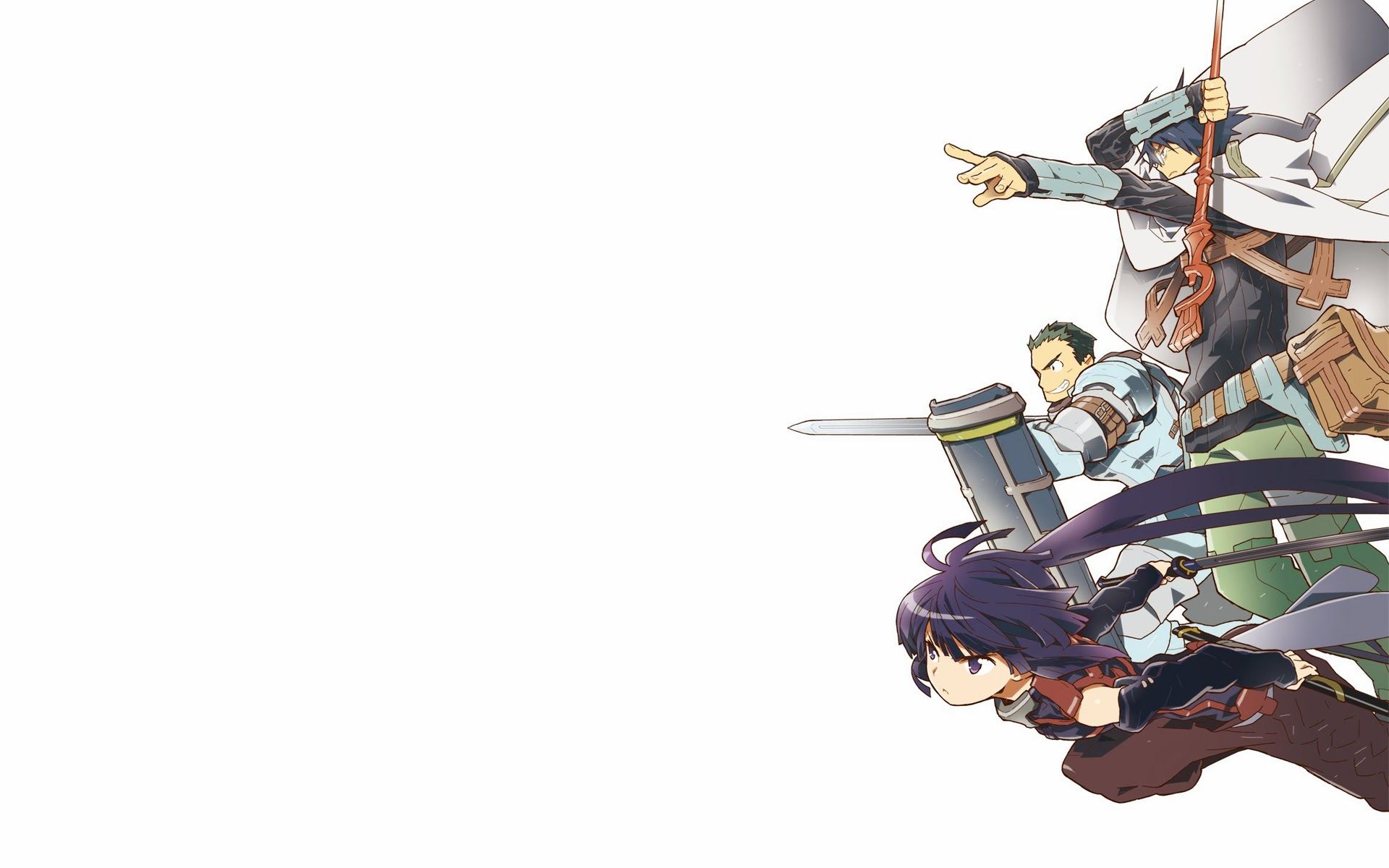 Log Horizon wallpaper 1