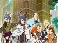 Log Horizon wallpaper 3