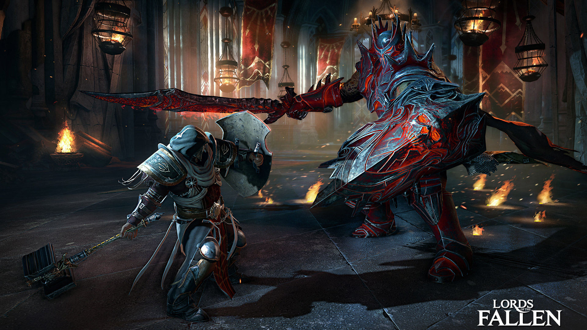 Lords of The Fallen wallpaper 3