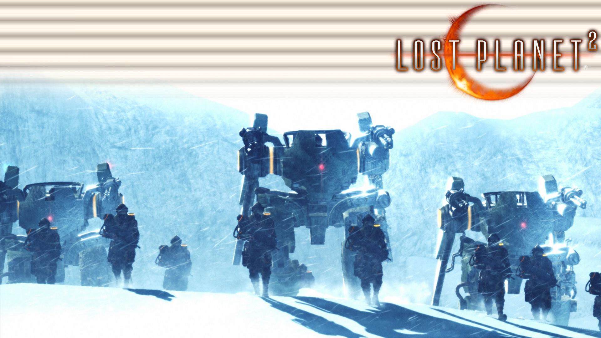 Lost Planet 2 wallpaper 4
