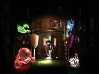 Luigis Mansion Dark Moon wallpaper 4