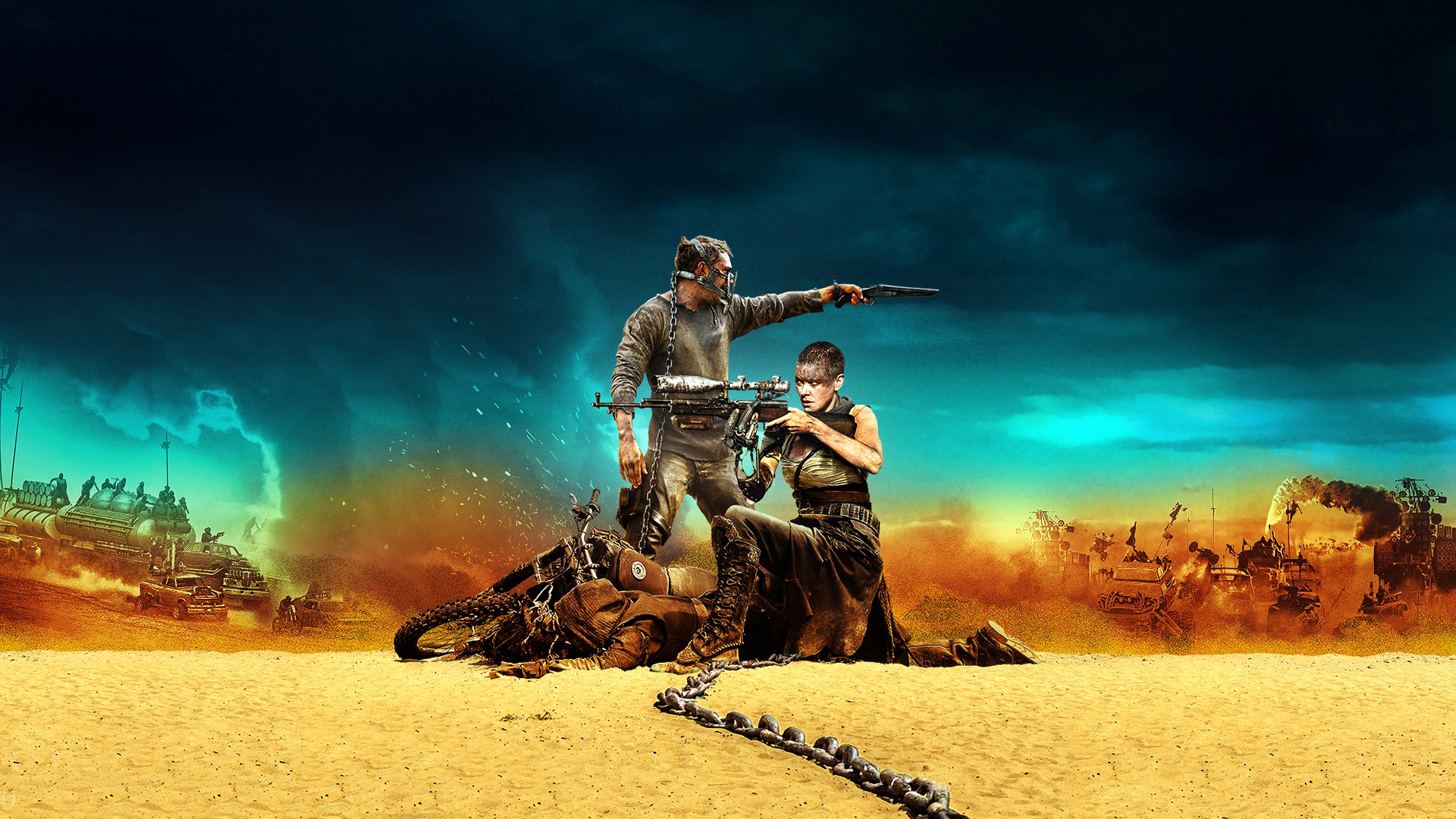 Mad Max Fury Road wallpaper 1