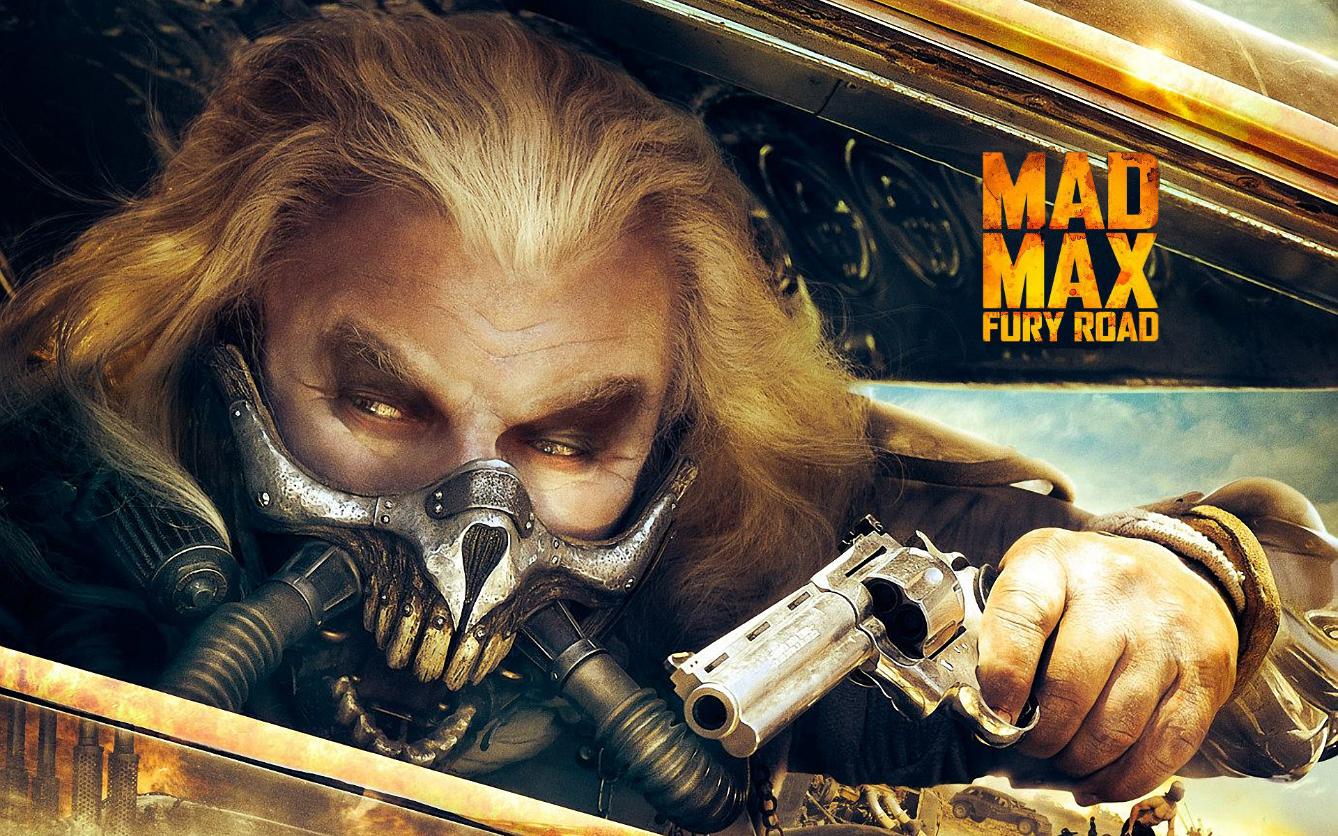 Mad Max Fury Road wallpaper 6