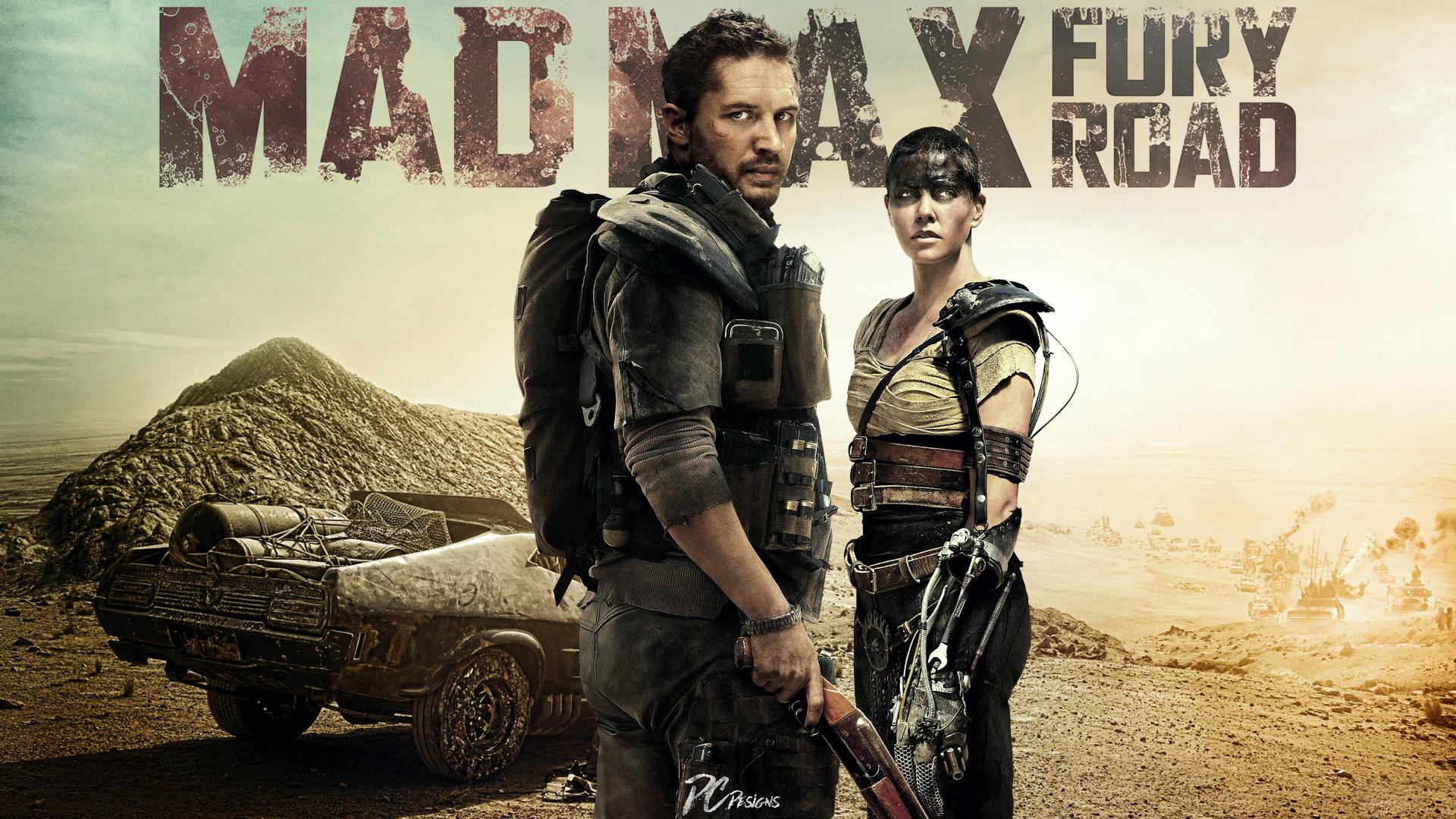 Mad Max Fury Road wallpaper 7
