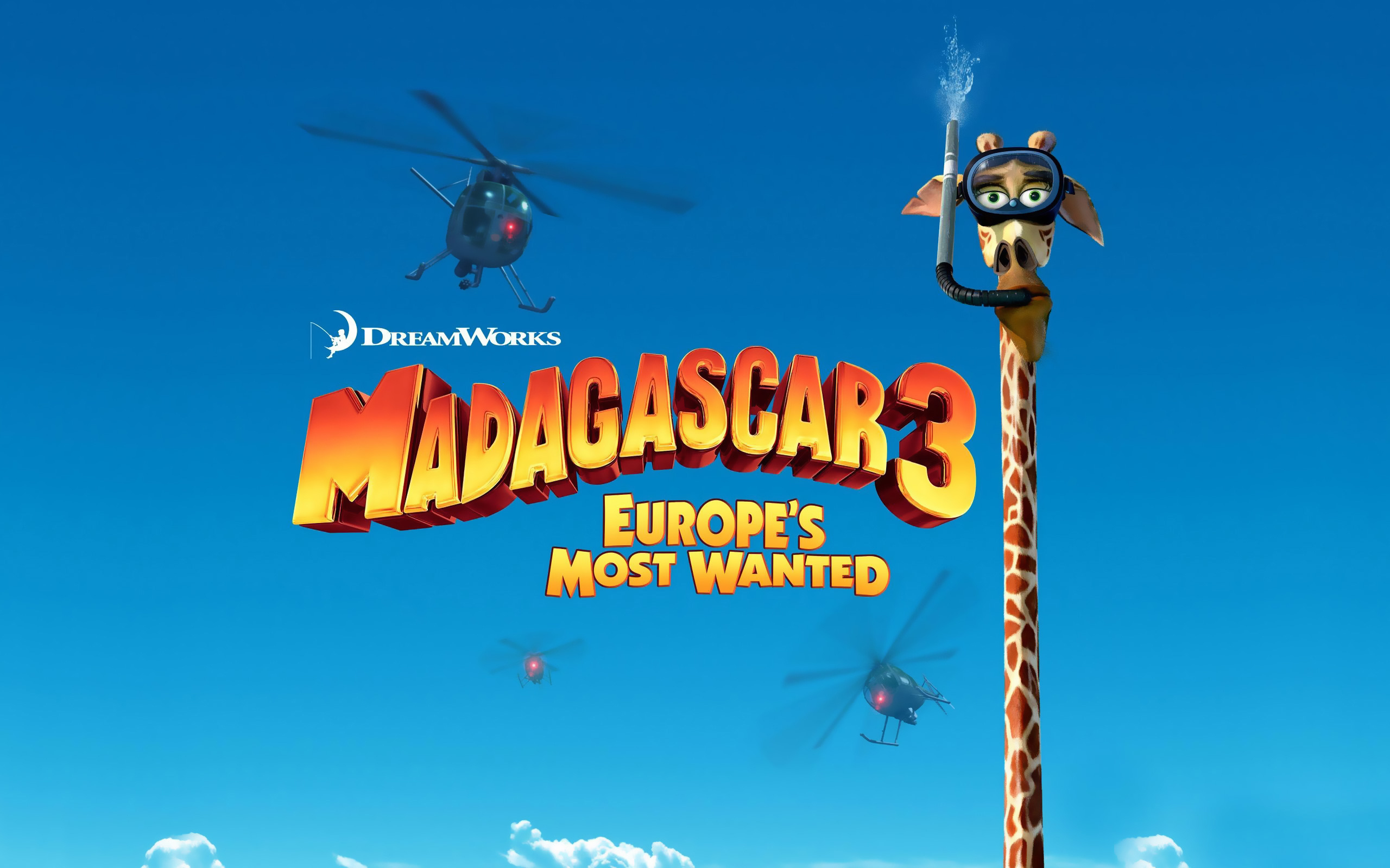 Madagascar 3 wallpaper 9
