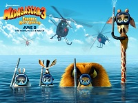 Madagascar 3 wallpaper 1