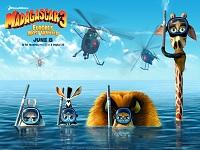 Madagascar 3 wallpaper 1
