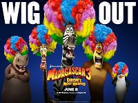 Madagascar 3 wallpaper 2