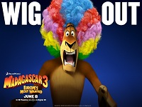 Madagascar 3 wallpaper 3