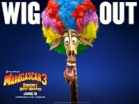 Madagascar 3 wallpaper 5