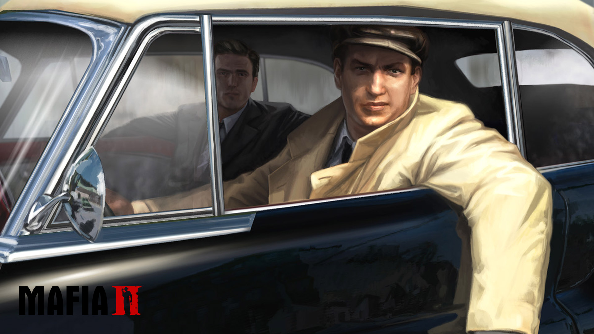 Mafia 2 wallpaper 1