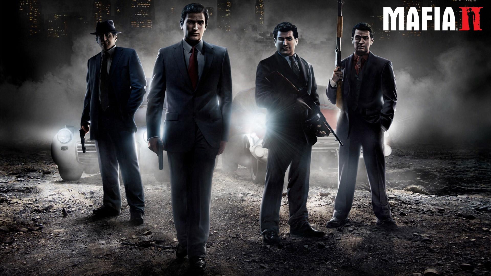 Mafia 2 wallpaper 4