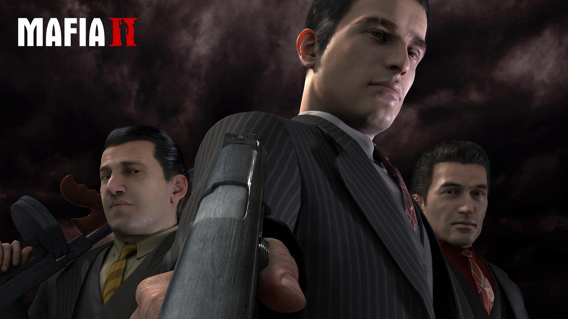 Mafia 2 wallpaper 8