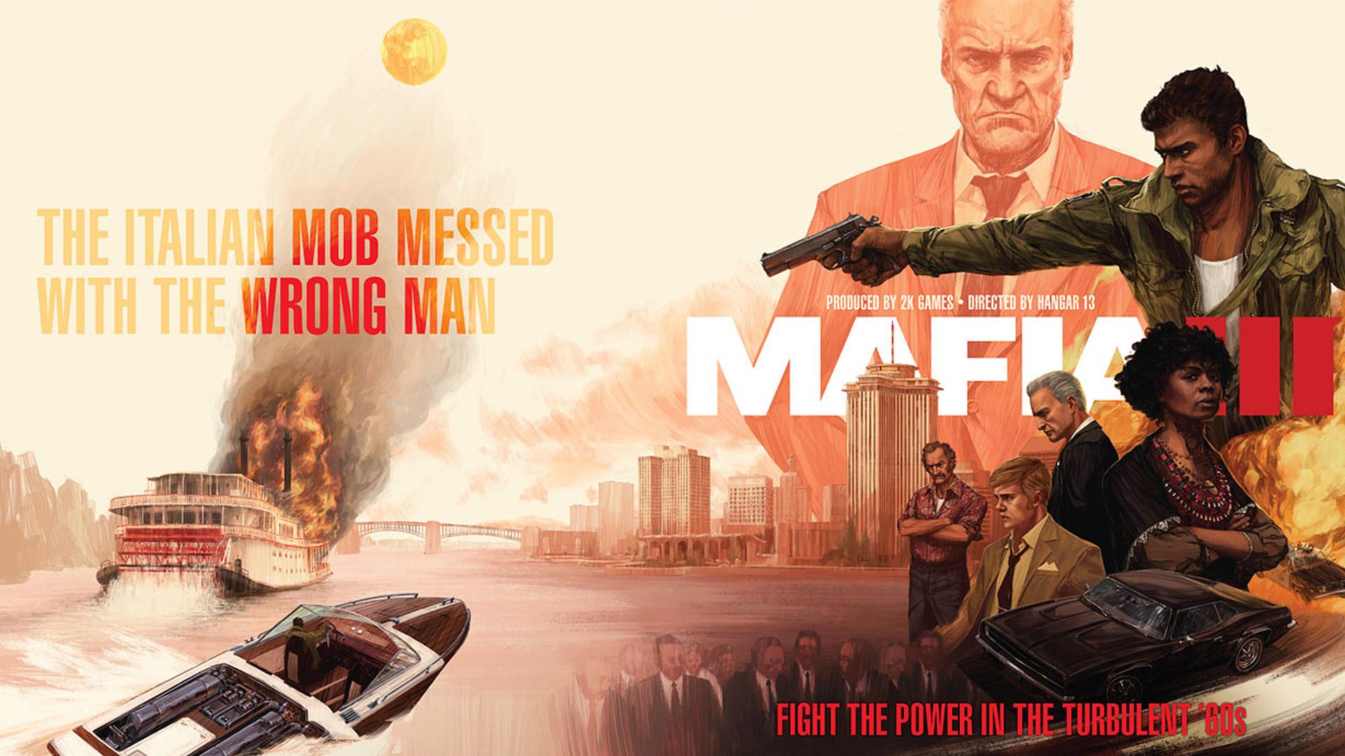 Mafia 3 wallpaper 1