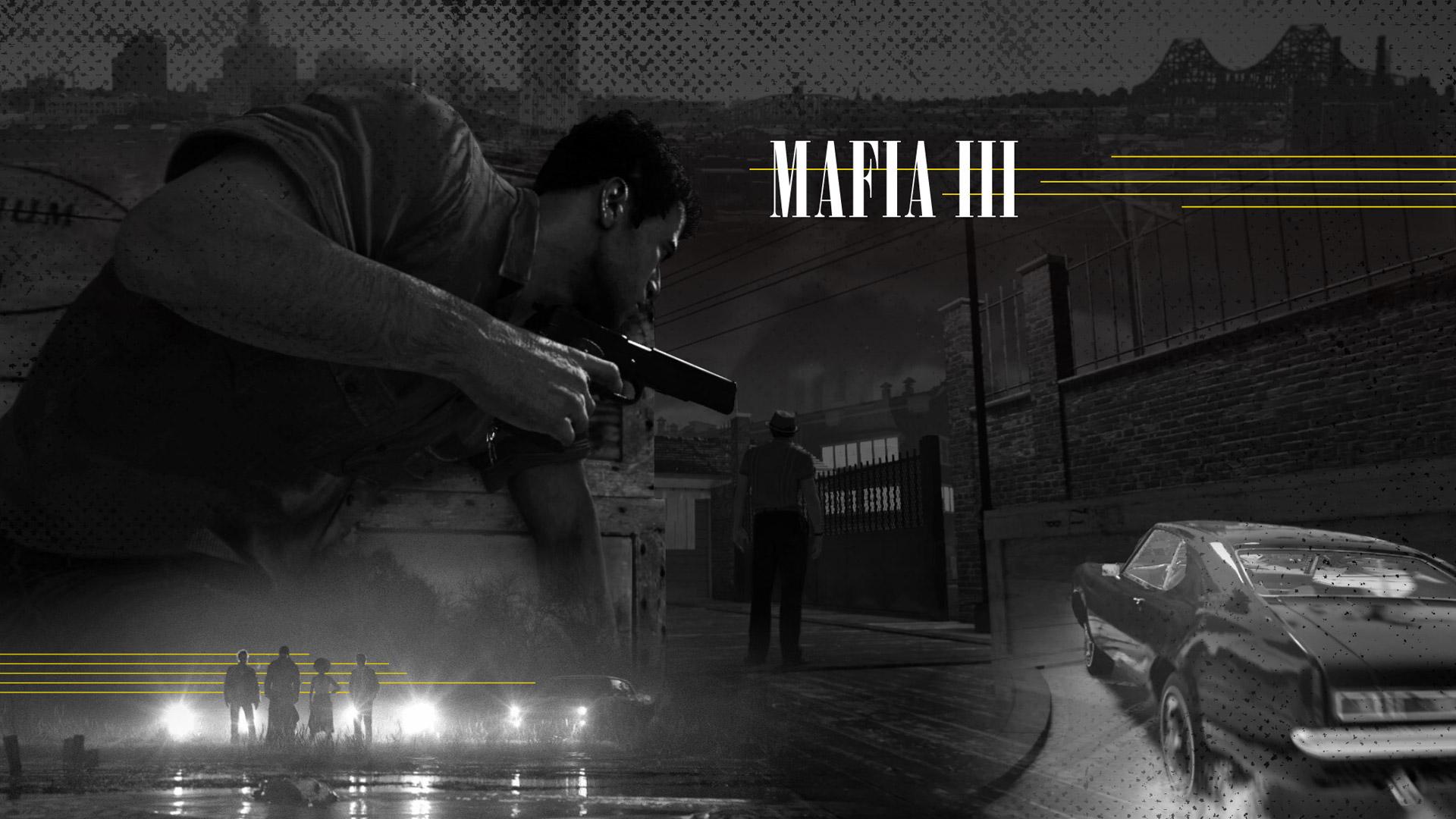 Mafia 3 wallpaper 3