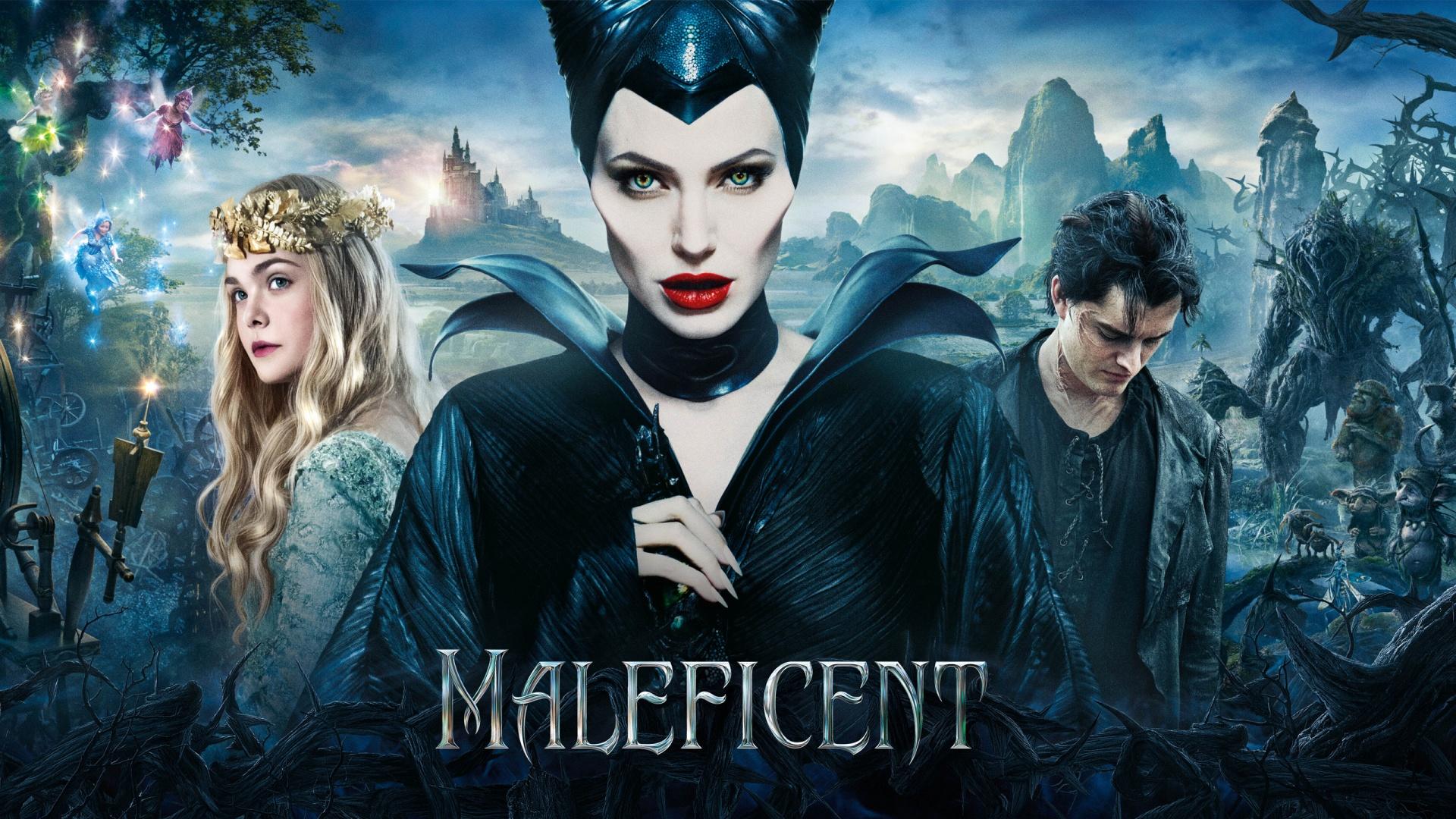 Maleficent wallpaper 2