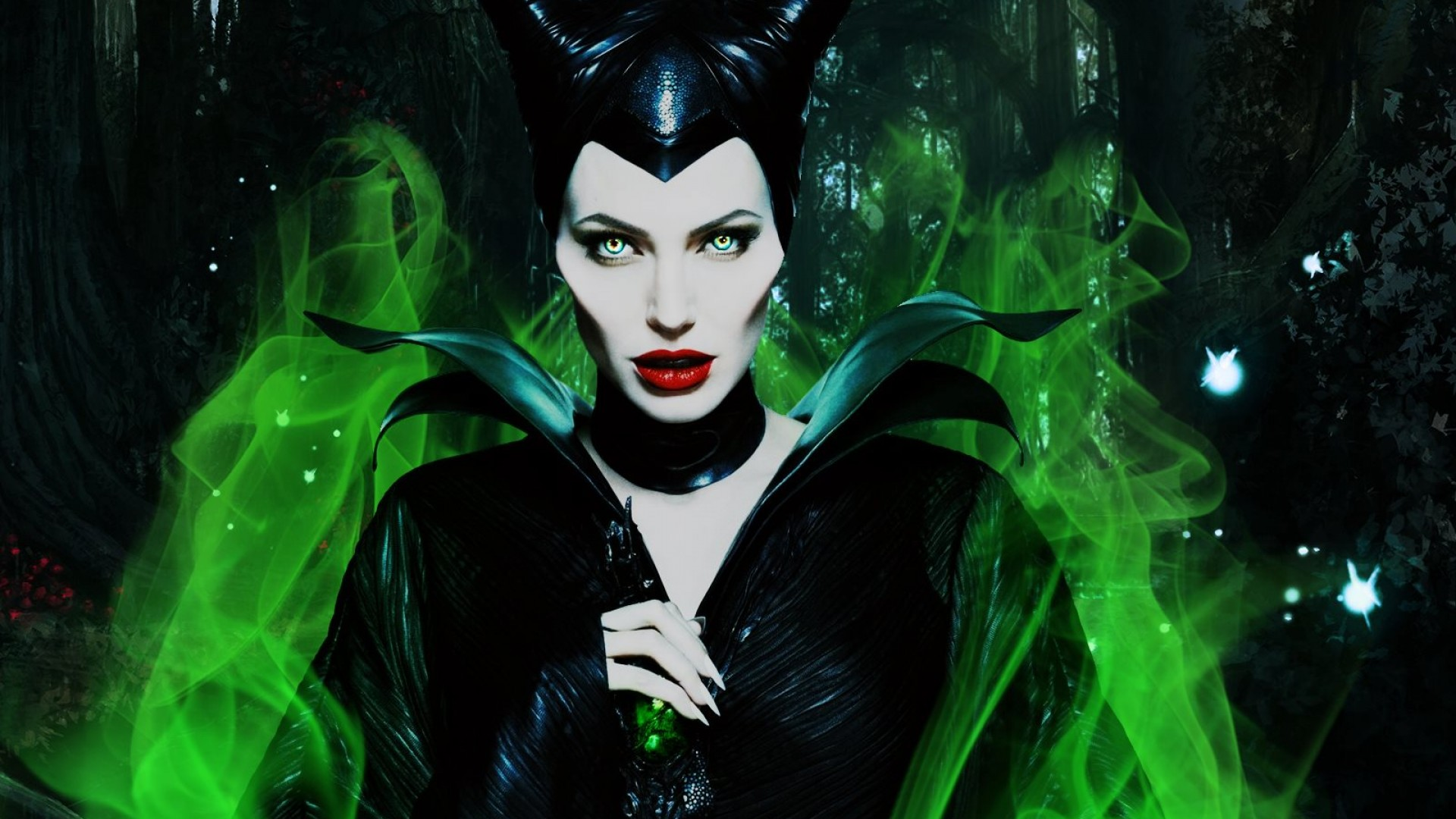 Maleficent wallpaper 4