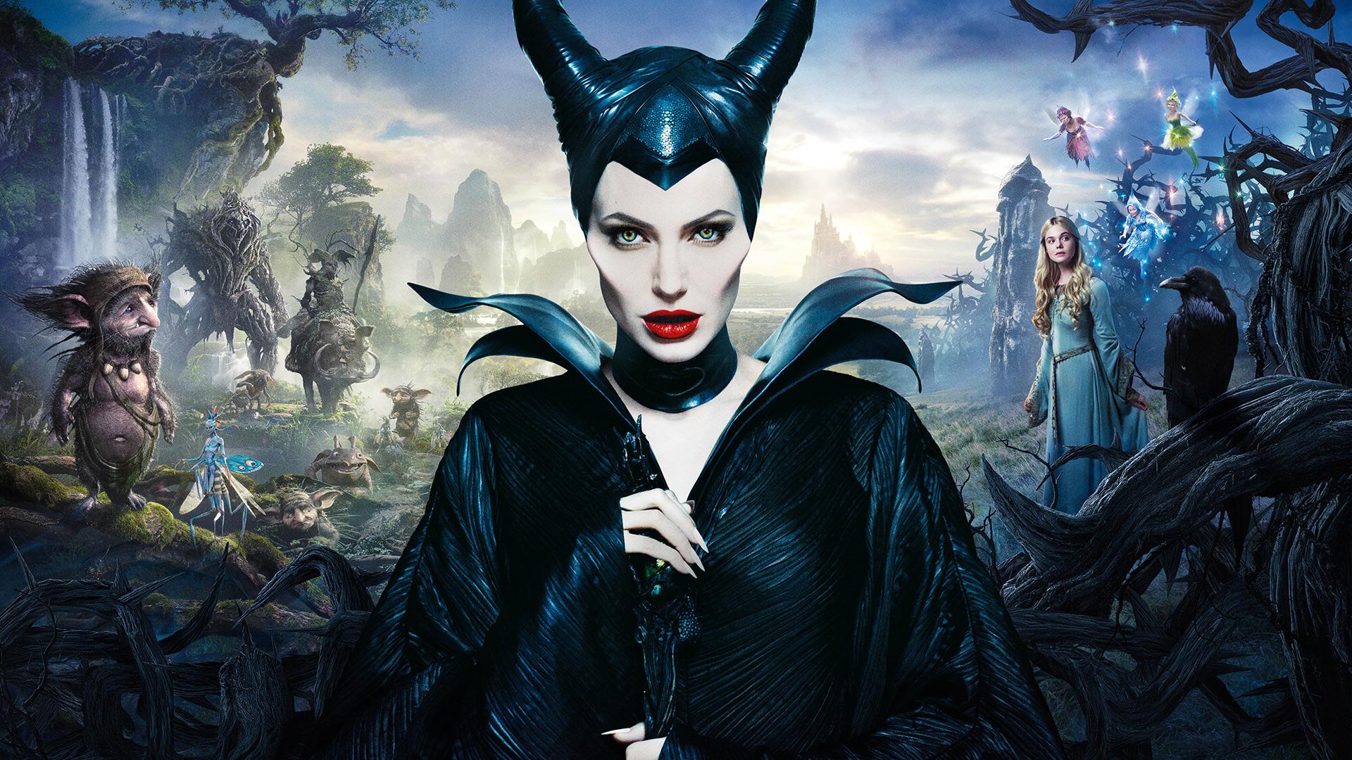 Maleficent wallpaper 5