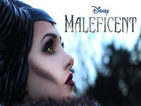 Maleficent wallpaper 1