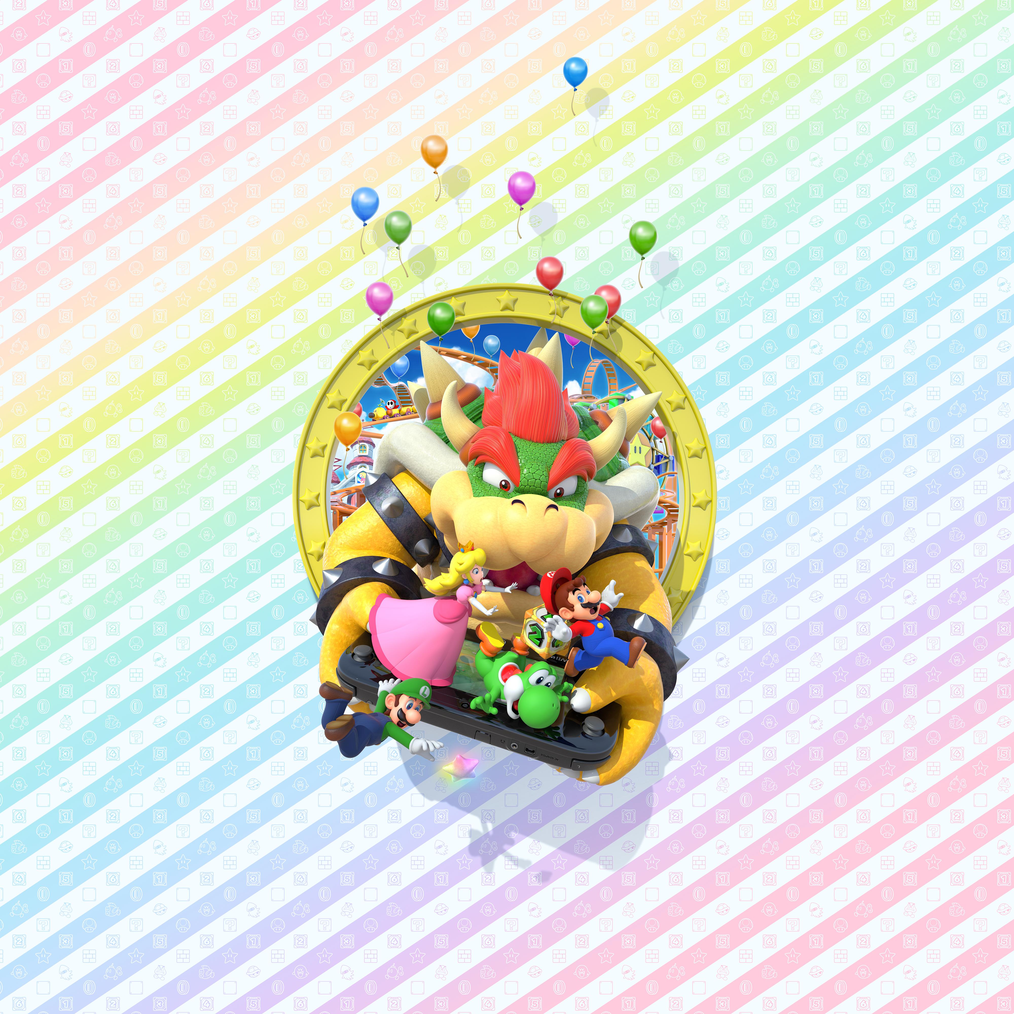 Mario Party 10 wallpaper 1