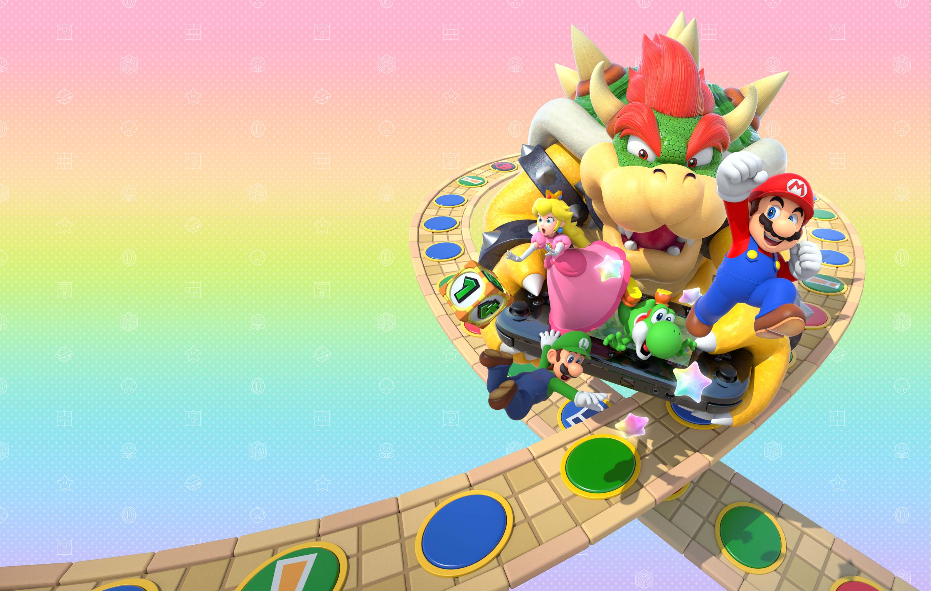 Mario Party 10 wallpaper 2