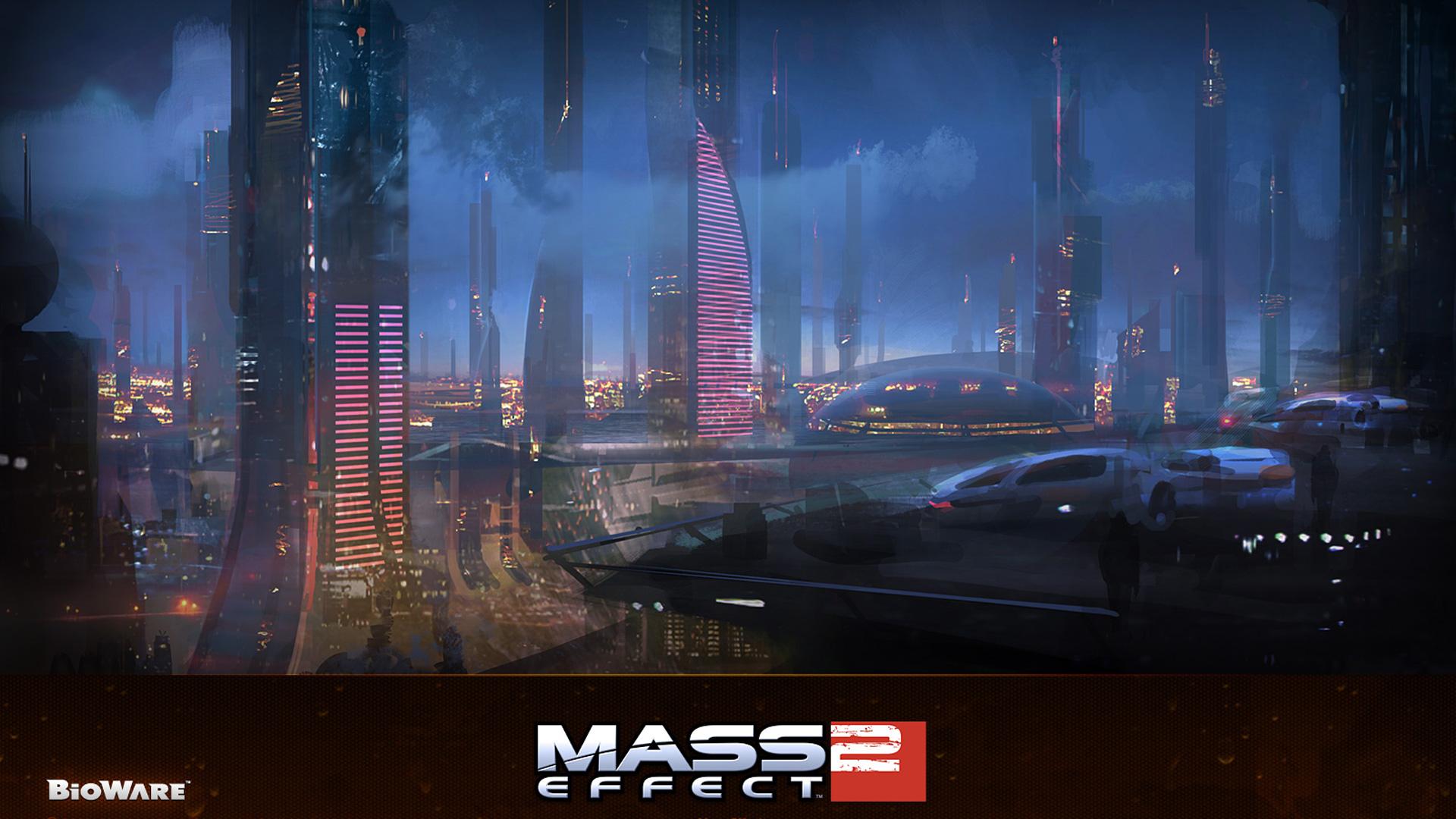 Mass Effect 2 wallpaper 2