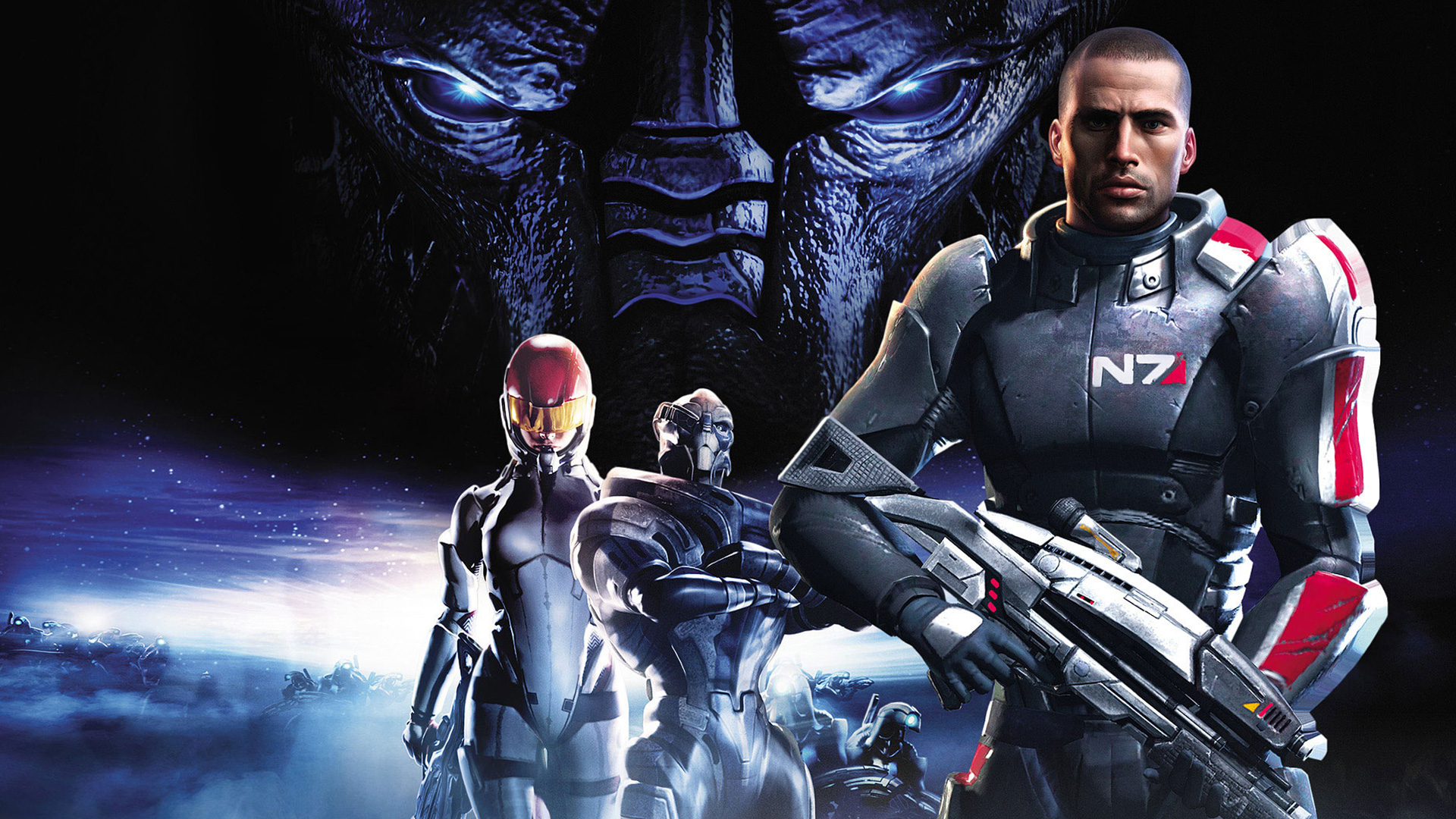 Mass Effect 2 wallpaper 4