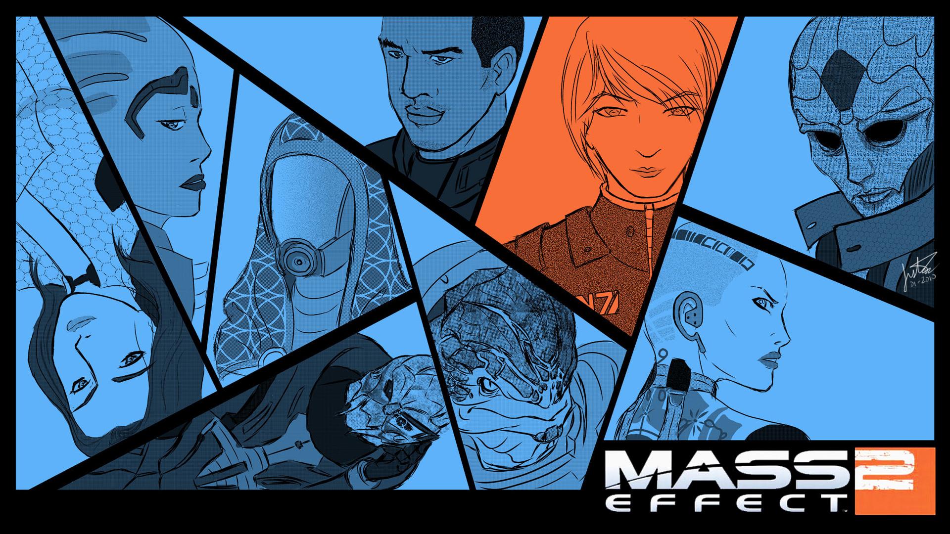 Mass Effect 2 wallpaper 6