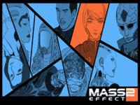 Mass Effect 2 wallpaper 6