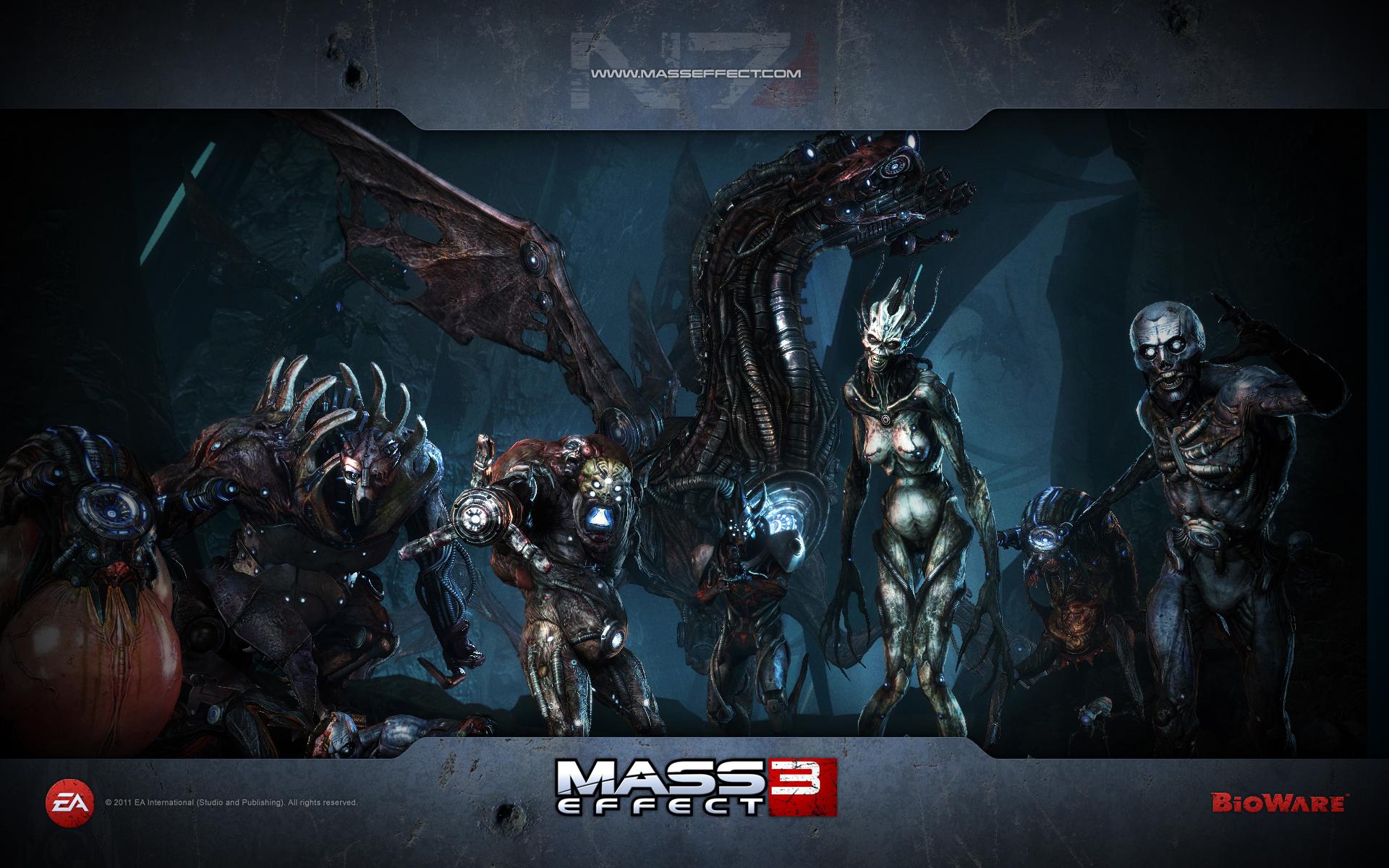Mass Effect 3 wallpaper 1