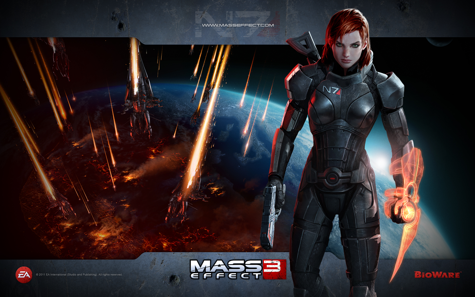 Mass Effect 3 wallpaper 10