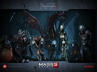 Mass Effect 3 wallpaper 1