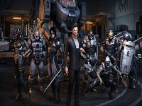 Mass Effect 3 wallpaper 12