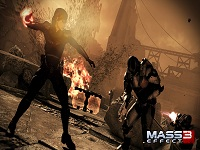 Mass Effect 3 wallpaper 4