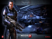 Mass Effect 3 wallpaper 5