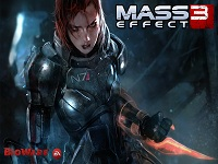 Mass Effect 3 wallpaper 6