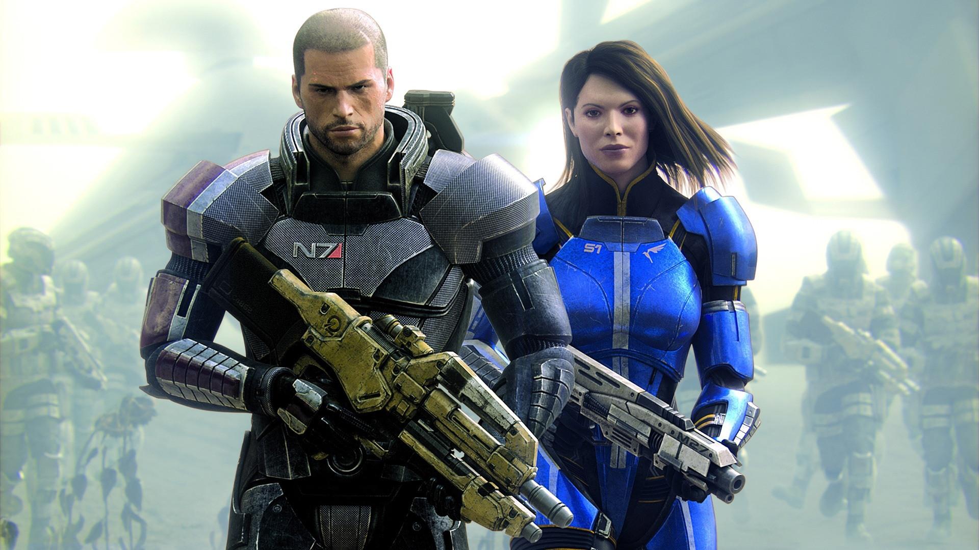Mass Effect 4 New Age wallpaper 1