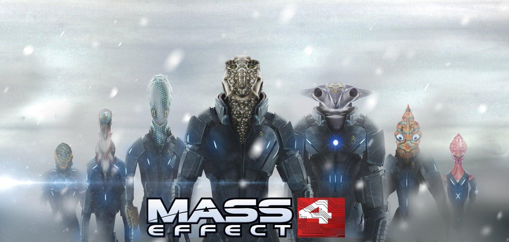 Mass Effect 4 New Age wallpaper 3