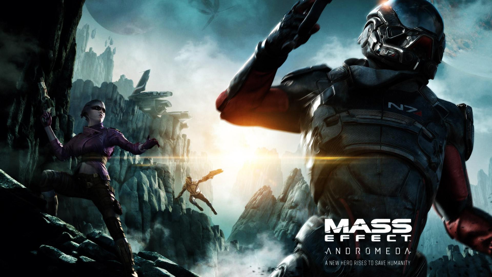 Mass Effect Andromeda wallpaper 13