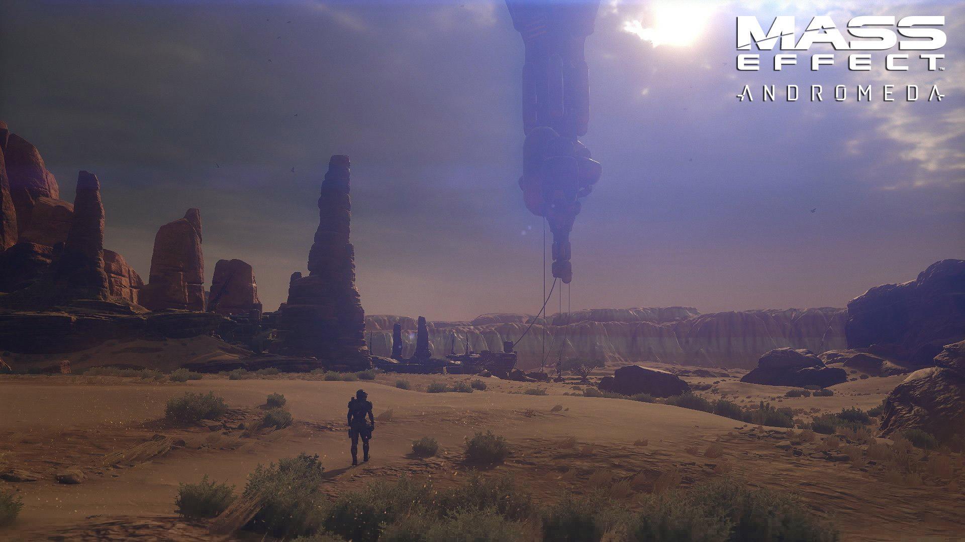 Mass Effect Andromeda wallpaper 16