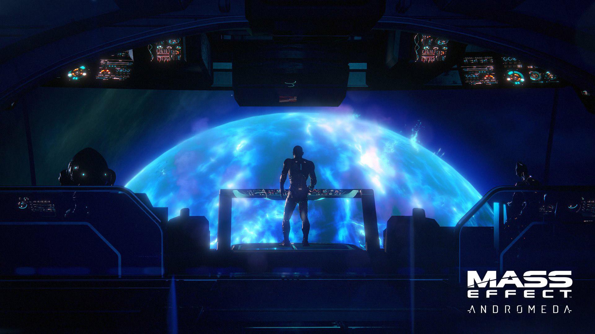 Mass Effect Andromeda wallpaper 4