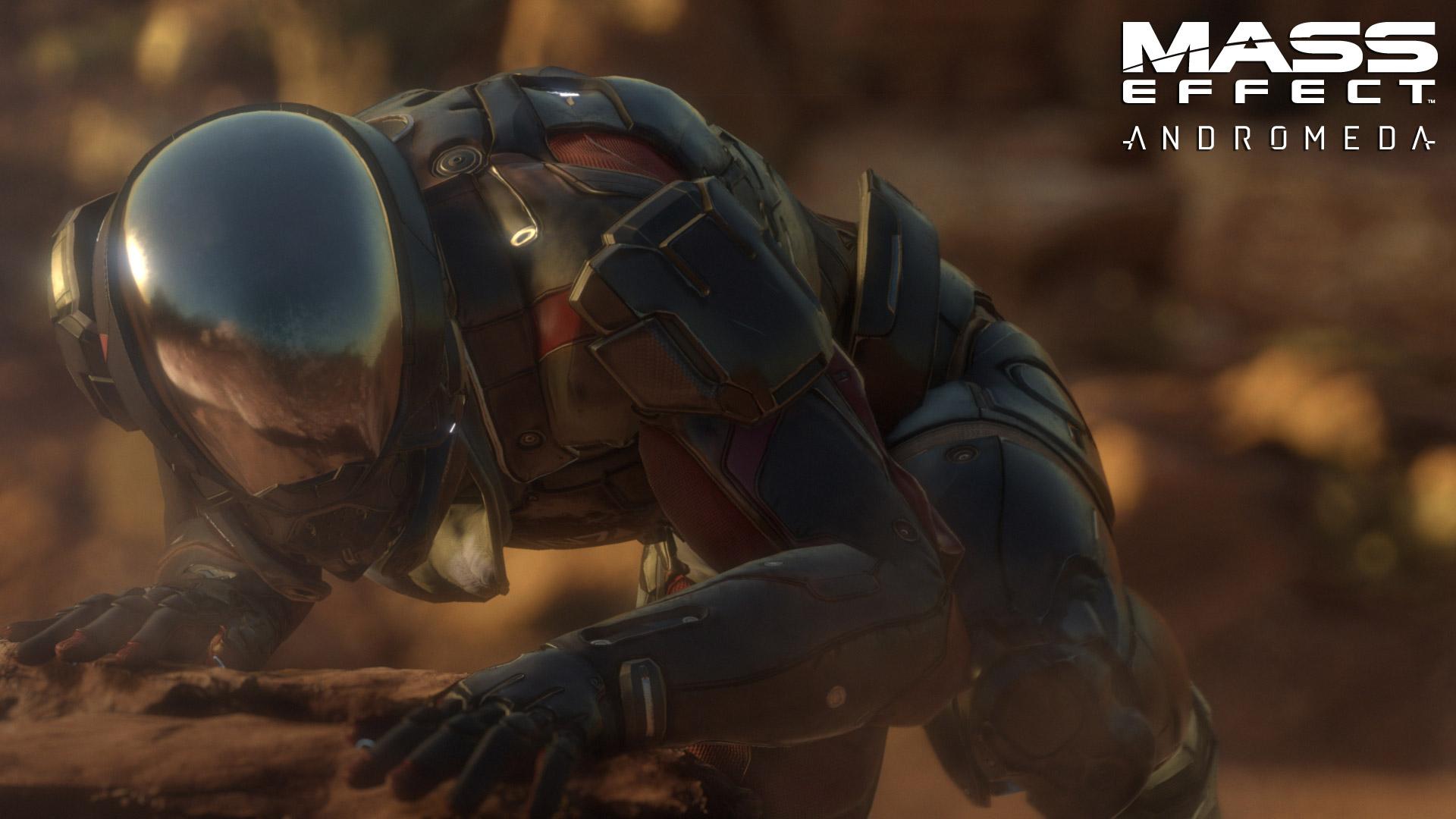 Mass Effect Andromeda wallpaper 5