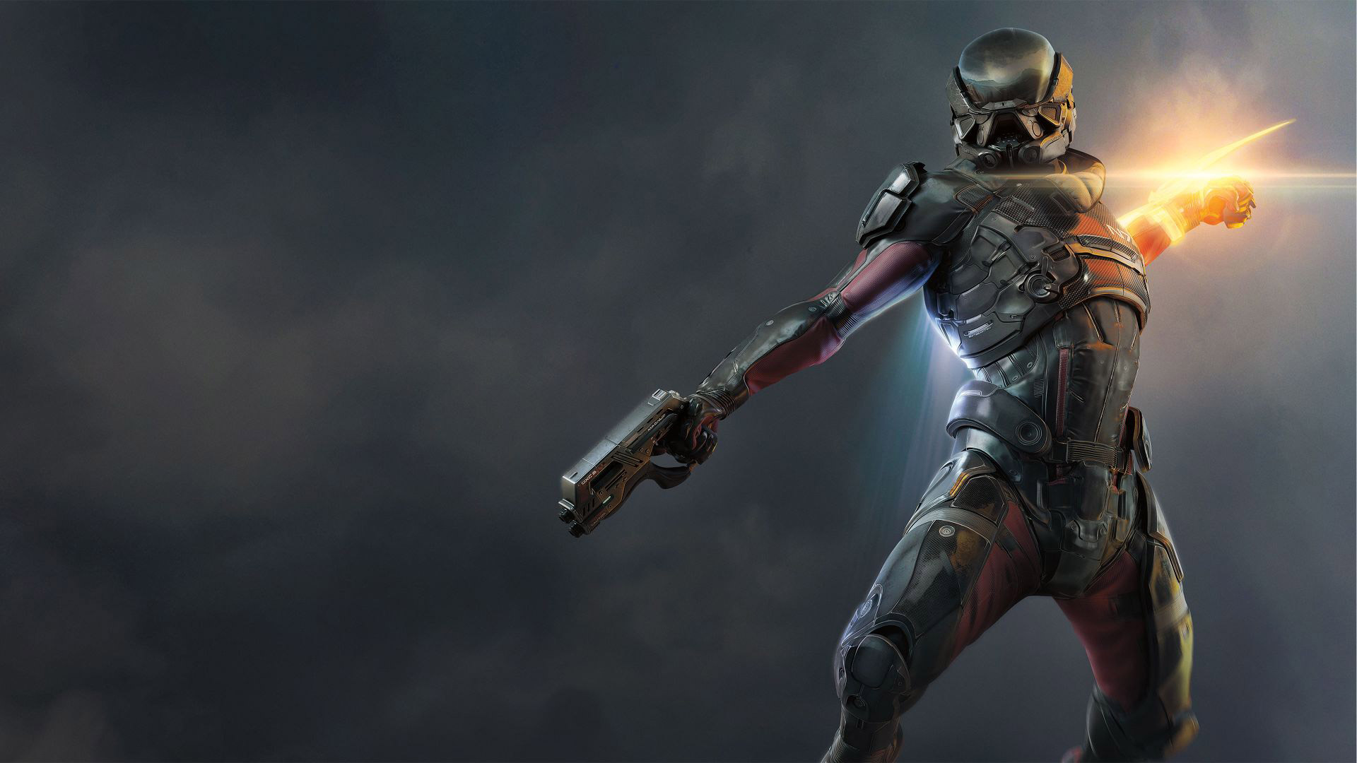Mass Effect Andromeda wallpaper 7
