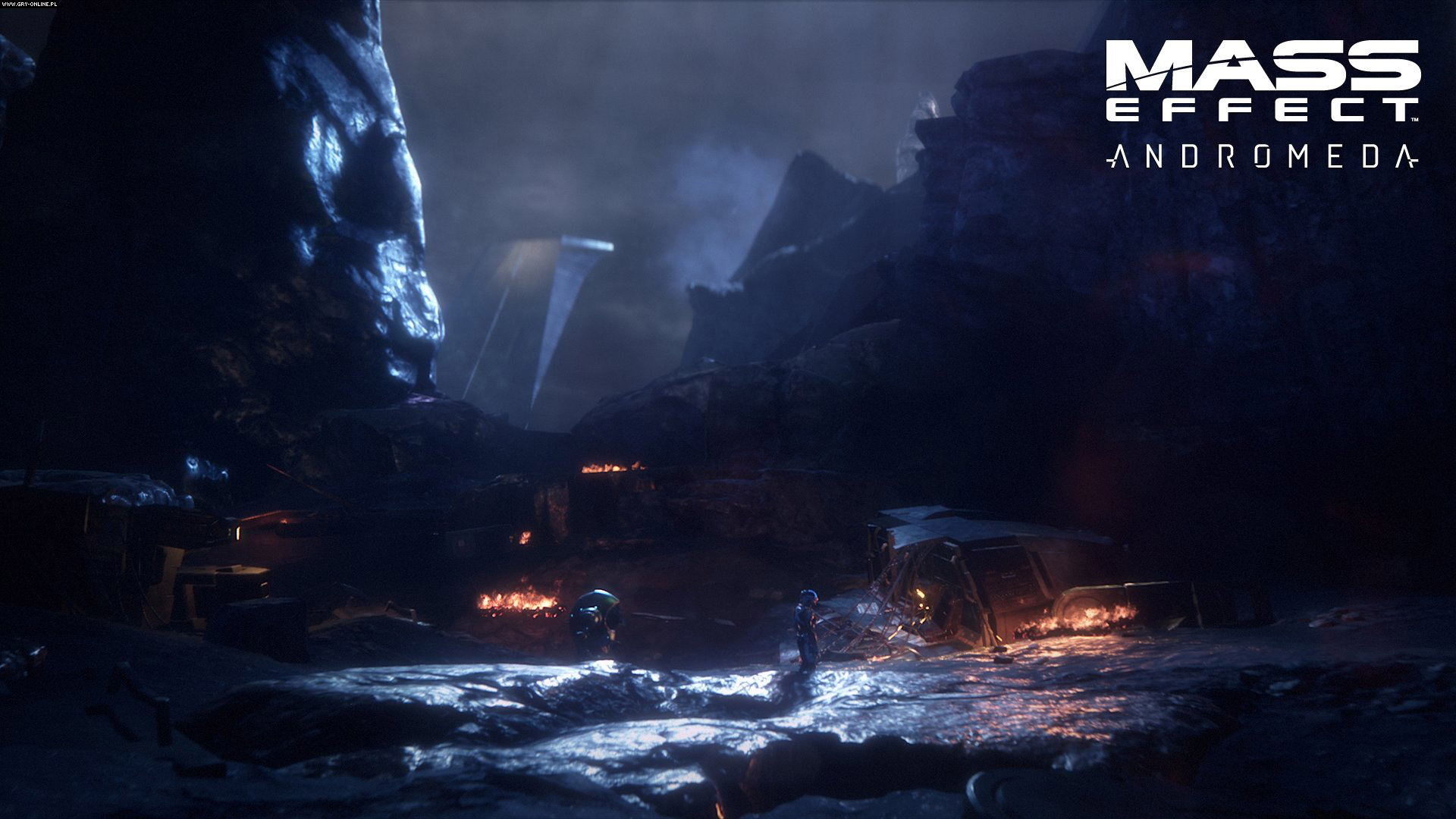 Mass Effect Andromeda Wallpaper 9