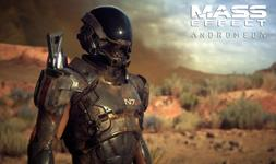 Mass Effect Andromeda wallpaper 3