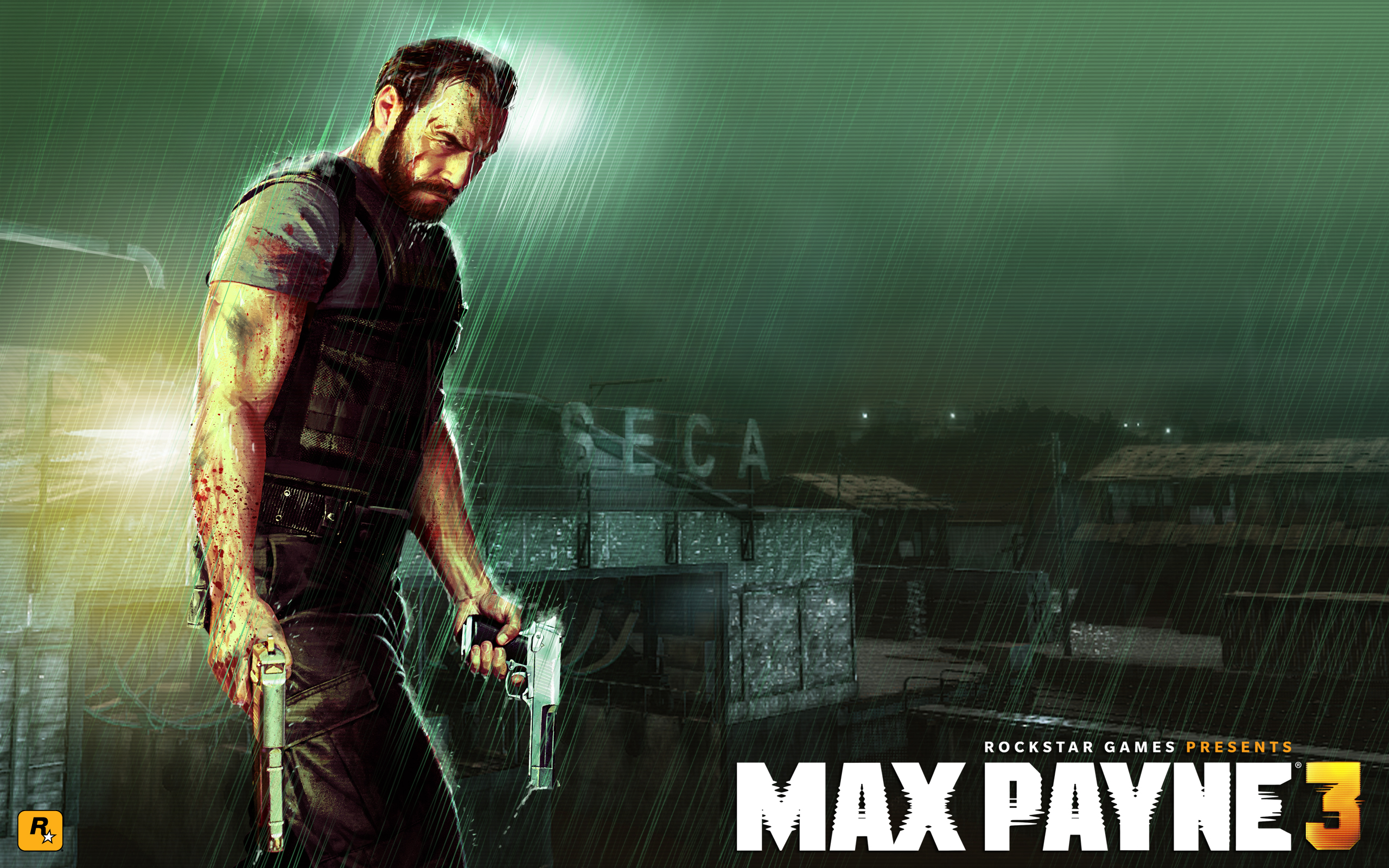 Max Payne 3 wallpaper 12