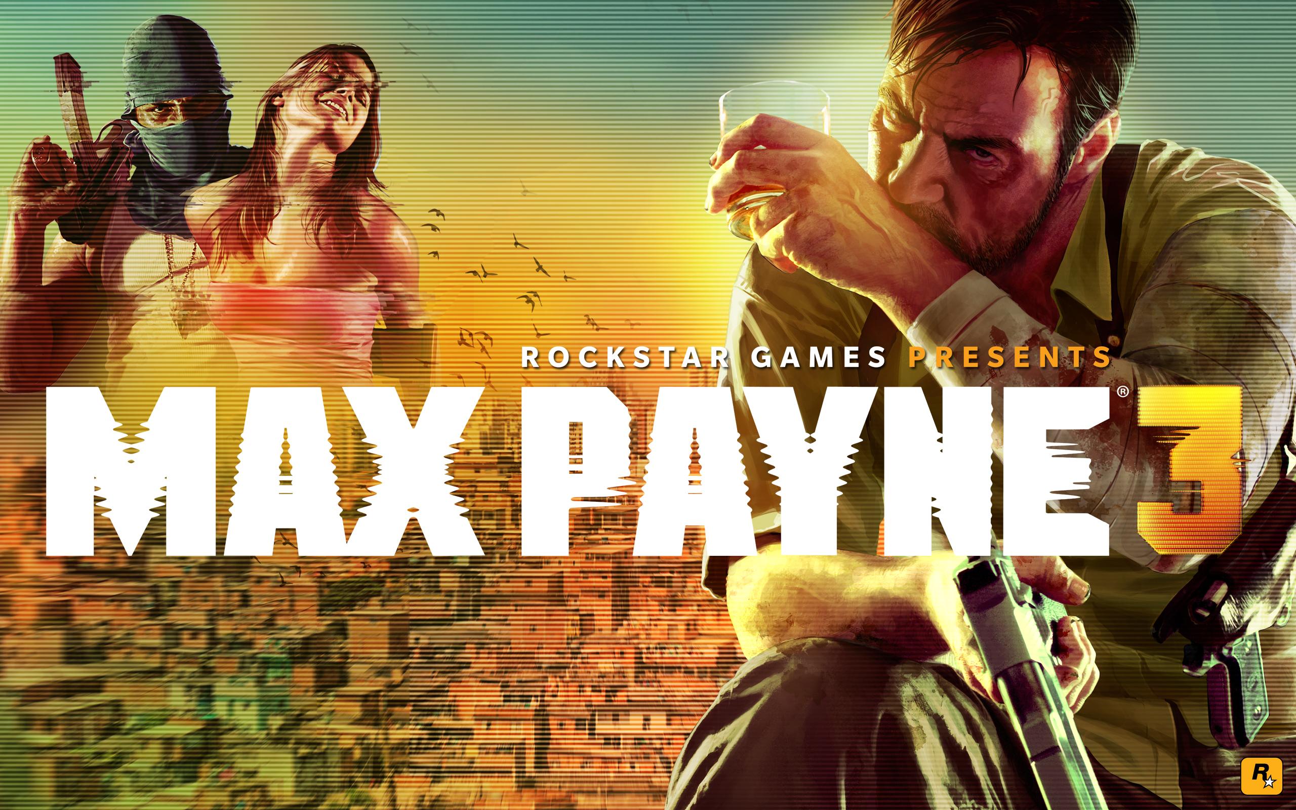 Max Payne 3 wallpaper 16